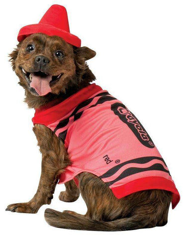 Rasta Imposta - Crayola Red Dog Costume