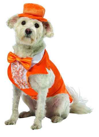 Rasta Imposta - Dumb and Dumber - Lloyd Tux Dog Costume