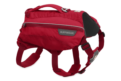 red Singletrak Pack