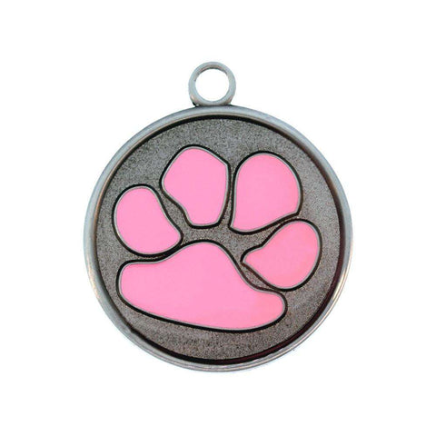 dogIDs Tough Paw Dog ID Tags - SitStay - 2