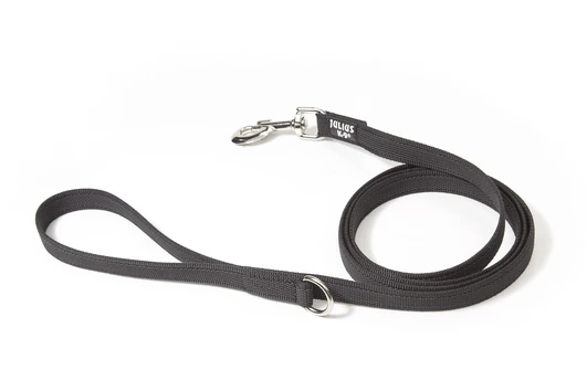 Julius-K9 Color & Gray® Super-Grip Leash with Handle