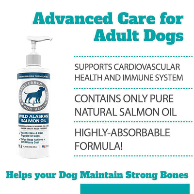 Vets Preferred Wild Alaskan Salmon Oil