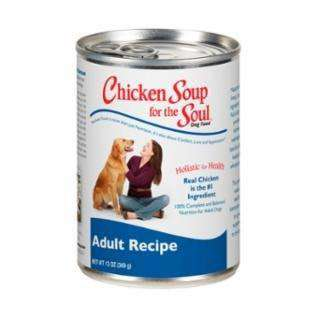 Chicken Soup Adult Dog 13oz