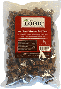 Canine Beef Lung Treat - 1 lb. - SitStay