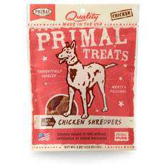 Primal Pet Foods - Dry Roasted Chicken Shredders Treats - SitStay
