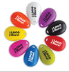 Custom Printed Clickers - Tear Drop Shape (Minimum 60) - SitStay - 1