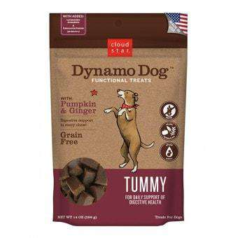 Cloud Star - Dynamo Dog Tummy - Pumpkin & Ginger 14oz - SitStay