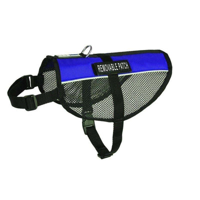 Mesh Service Dog and Therapy Dog Vest - SitStay