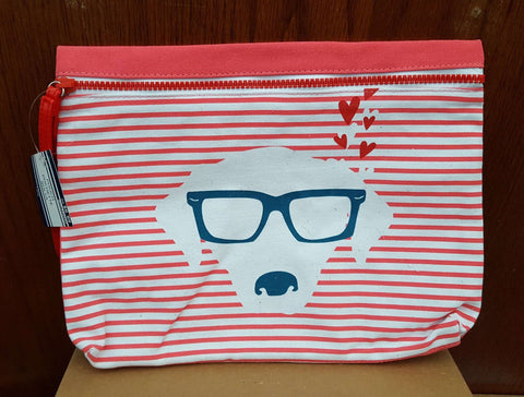 Canvas Dog Pouch