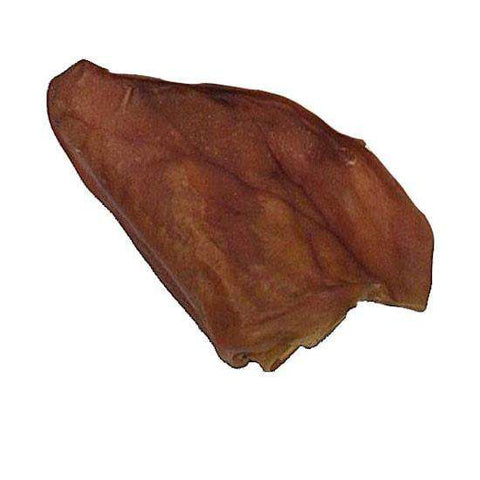 Jones Natural Chews Large Pig Ear - 20 count - SitStay