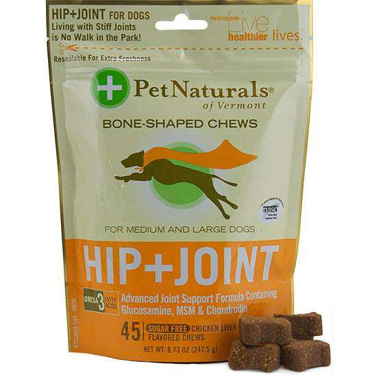 Hip & Joint for Medium, Large Dogs, 45 ct - SitStay