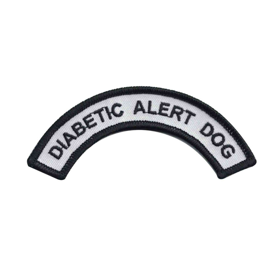 Patch, Diabetic Alert Dog - SitStay