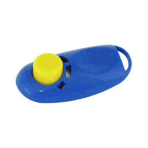 """I-Click"" Ergonomically Designed Training Clicker by: Karen Pryor - SitStay"