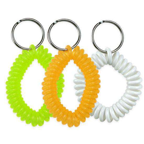 Wrist Coil with Key Ring - SitStay - 1