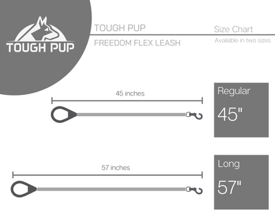 freedom flex size guide