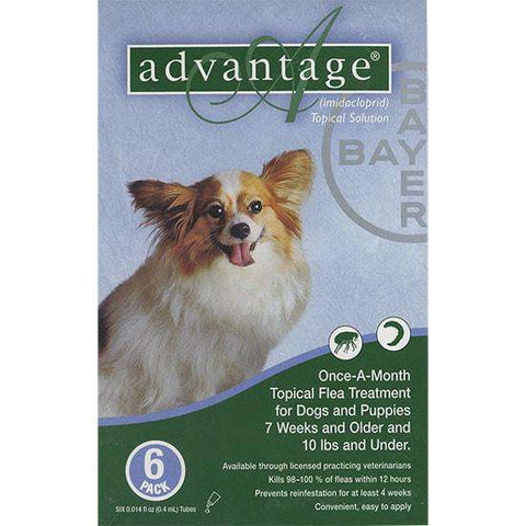 Advantage for Dogs, 6 Applications - SitStay