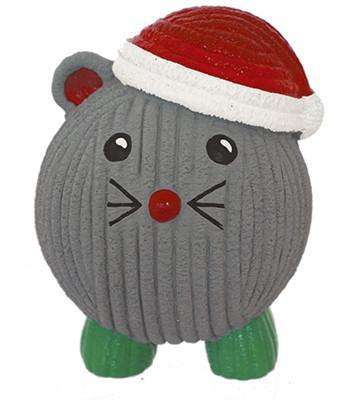 Ruff-Tex Santa Mouse - SitStay
