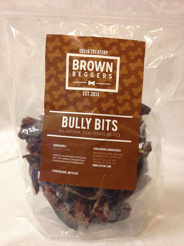 Brown Beggers Bully Bits - SitStay