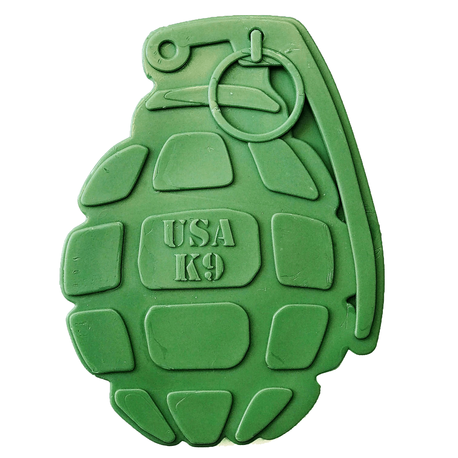 Grenade Chew toy front
