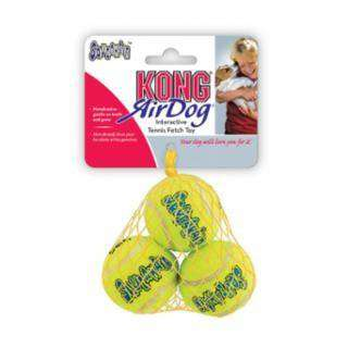 Kong Air Dog Squeaker Balls - SitStay - 1
