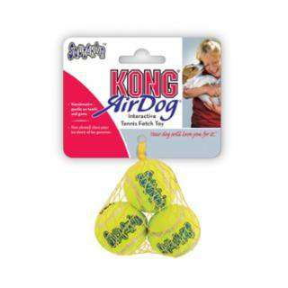 Kong Air Dog Squeaker Balls - SitStay - 3