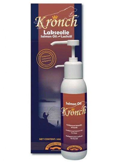 Kronch 100% Norwegian, Cold Pressed Salmon Oil - SitStay - 5