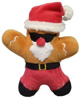 Power Plush Snowbird Santa - SitStay