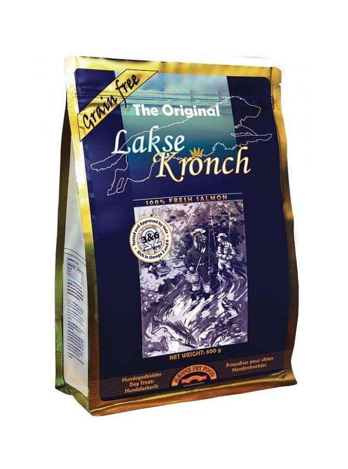 Kronch 100% Pure & Natural Fish Treats from Denmark 21 oz treats - SitStay