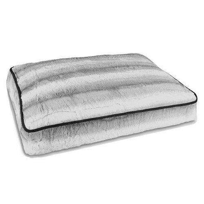 Luxe Pup Arctic Fur Pillow Dog Bed by PupIQ