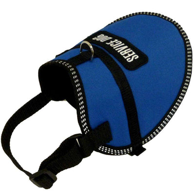 Blank Dog Harness Vest for small dogs - SitStay