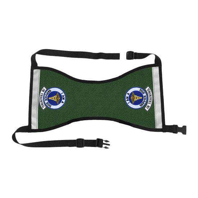 "Ready-to-Wear, Service Dog Vest/ID Cape (""In Training-Service Dog"") - SitStay - 13"