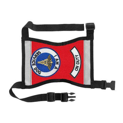 "Ready-to-Wear, Service Dog Vest/ID Cape (""On Duty-Service Dog"") - SitStay - 2"
