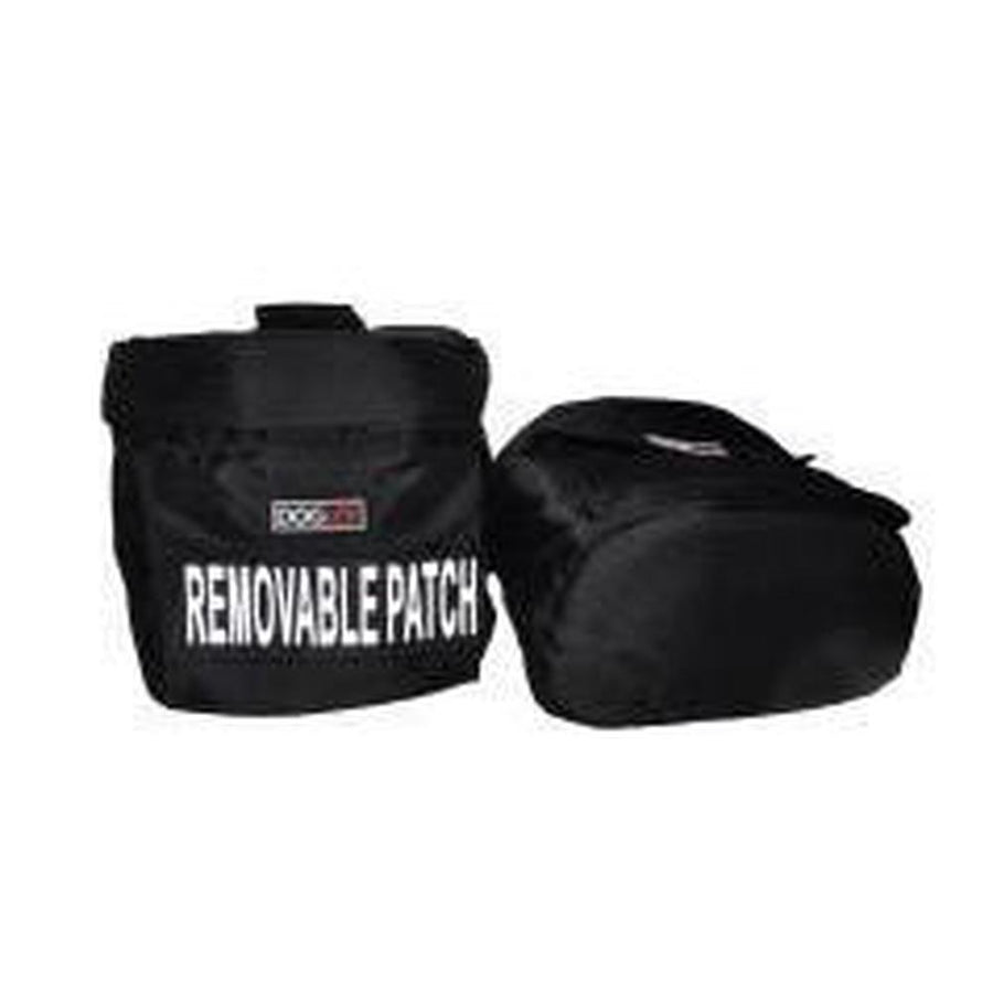 DOGLine Unimax Removable Side Utility Saddle Bags- 2 Pack