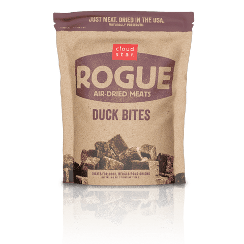 Cloud Star - Rogue - Air-Dried Duck Bites