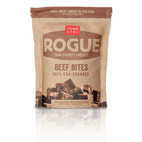 Cloud Star - Rogue - Air-Dried Beef Bites