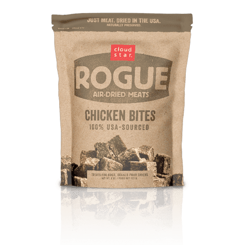 Cloud Star - Rogue - Air-Dried Chicken Bites - SitStay