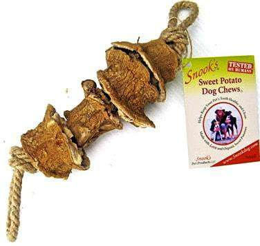 Snook's Sweet Potato Chew Rope - SitStay - 1