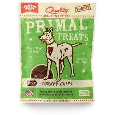 Primal Pet Foods - Jerky Turkey Chips Treats - SitStay