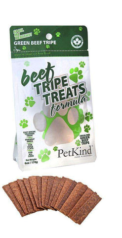 PetKind Tripe 6oz Treats - SitStay - 1