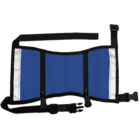 High-Performance Service & Therapy Dog Vest / Cape with Pockets - SitStay - 4