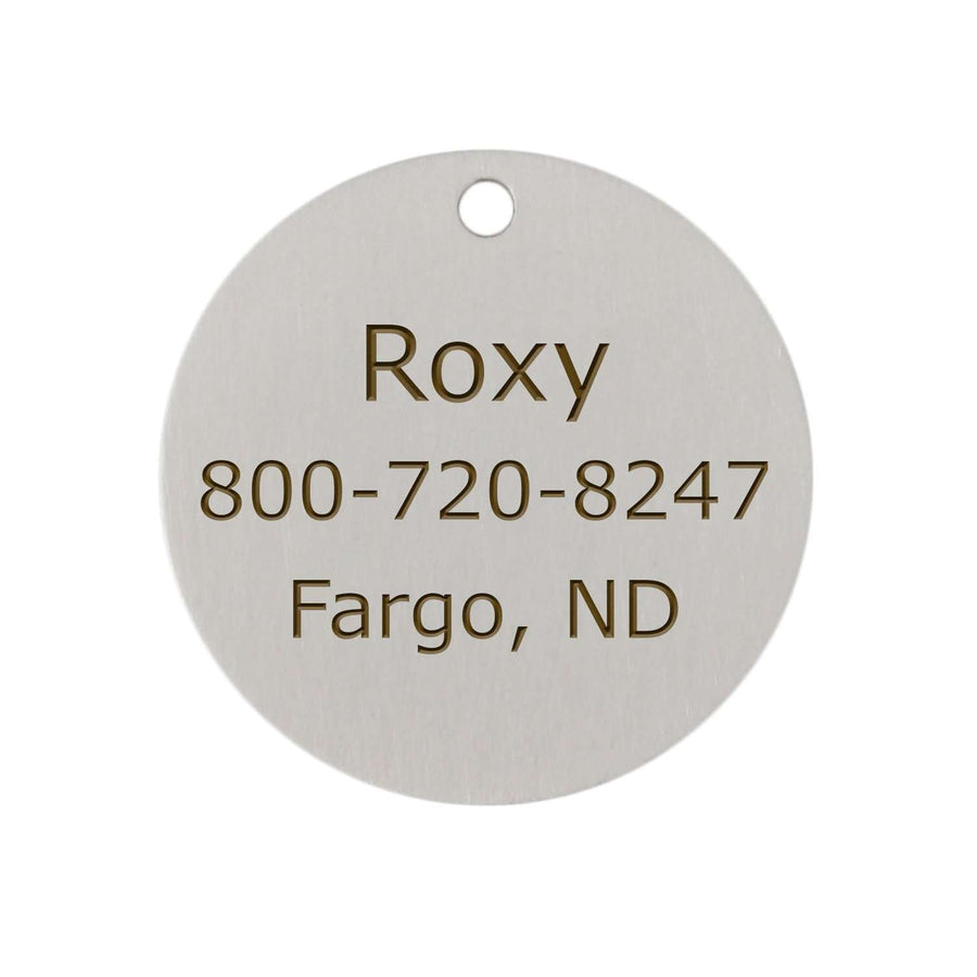dogIDs Enamel Designer Pet Tags by Andrew