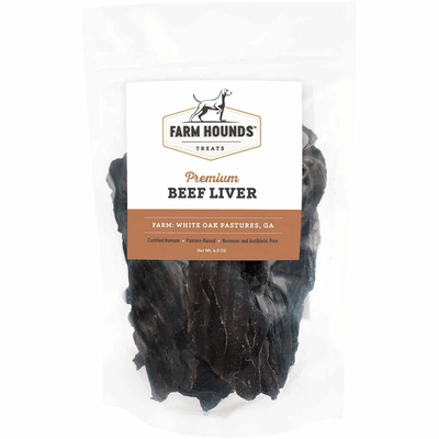 farm hounds beef liver front