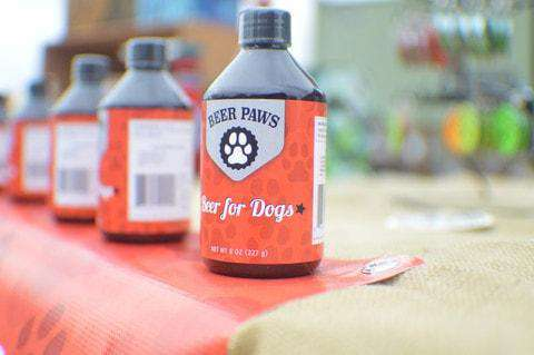Beer Paws, Doggy Beer Singles - SitStay