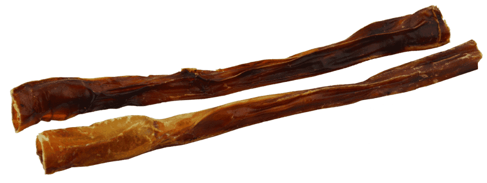 "Jones Natural Chews Bully Stick Large 12"" - SitStay"