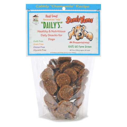 Front Porch Pets - Sam's Yams Daily's, Calmly Chamomile Recipe