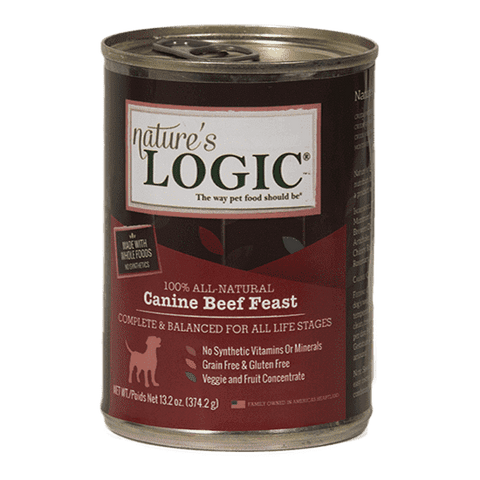 Nature's Logic Canned Food, Individual - SitStay - 1