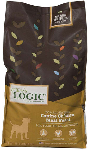 Nature's Logic Dry Kibble - Chicken - SitStay - 2
