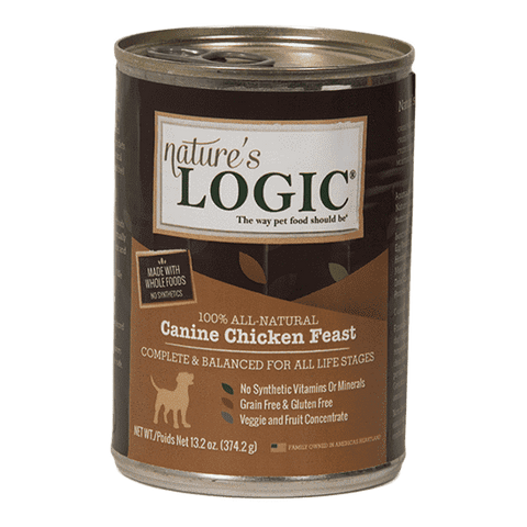 Nature's Logic Canned Food, Case - SitStay - 2