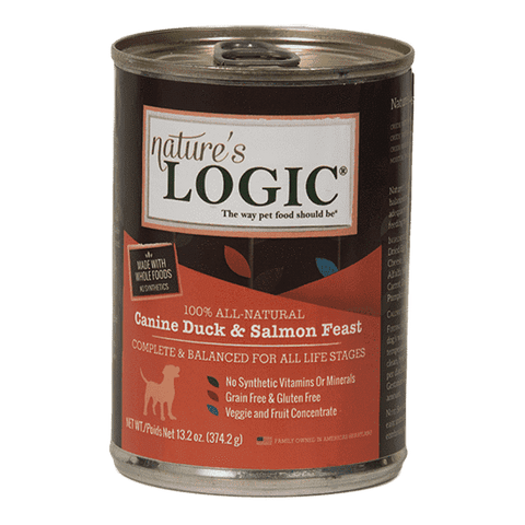 Nature's Logic Canned Food, Case - SitStay - 3