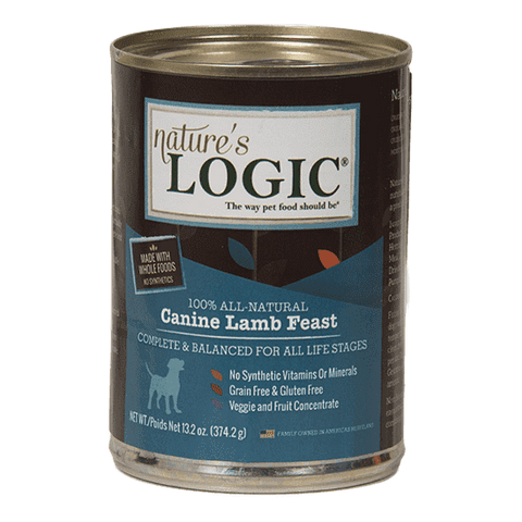 Nature's Logic Canned Food, Case - SitStay - 4